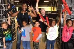 Indoor-fun with friends Elite Laser Tag Equipment