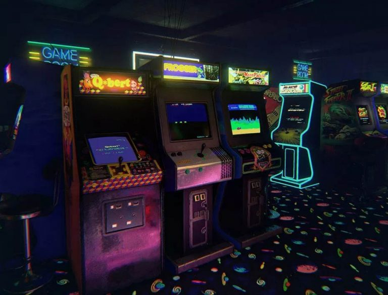 Arcade and indoor laser tag business entrepeneur