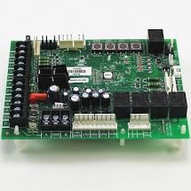 Circuit board - repair parts for laser tag equipment