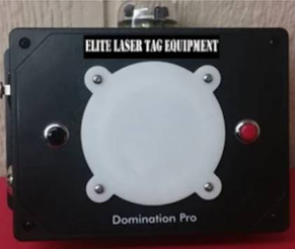 Domination box - Elite Laser Tag Equipment