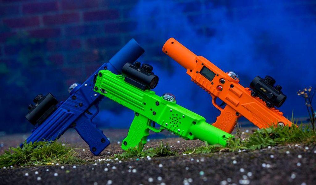 Laser taggers for sale - laser tag equipment - Elite Laser Tag